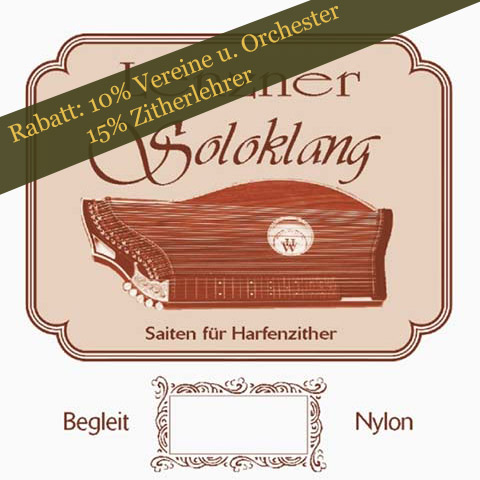Lenzner Soloklang für Altzither
